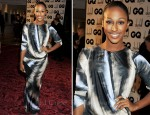 Alexandra Burke In Peter Pilotto - 2011 GQ Men Of The Year Awards