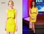 "Anna Kendrick In ASOS - ""FOX & Friends"""