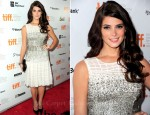 "Ashley Greene In Oscar de la Renta - ""Butter"" Toronto Film Festival Premiere"