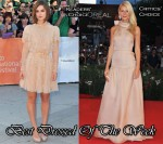 Best Dressed Of The Week - Keira Knightley In Elie Saab Couture & Gwyneth Paltrow In Prada