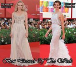 Best Dressed Of The Week - Diane Kruger In Elie Saab Couture & Vittoria Puccini In Versace