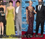 Best Dressed Of The Week - Fan Bing Bing In Elie Saab Couture & Ashlee Simpson In Temperley London