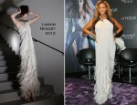 "Beyonce Knowles In Lanvin - ""Pulse"" Fragrance Launch"