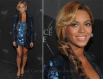 "Beyonce Knowles In Roberto Cavalli - ""Pulse"" Fragrance Launch"
