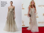 Cat Deeley In Monique Lhuillier - 2011 Emmy Awards