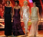 Charlie's Angels Stars @ The 2011 Emmy Awards