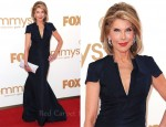 Christine Baranski In Zac Posen - 2011 Emmy Awards