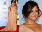 Demi Lovato In Maria Lucia Hohan - 2011 ALMA Awards