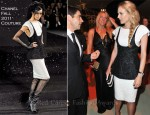 Diane Kruger In Chanel Couture - 2011 Venice Film Festival Opening Dinner