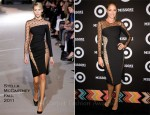 Doutzen Kroes In Stella McCartney - Missoni For Target Collection Launch