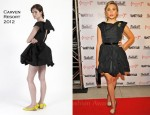 "Elizabeth Olsen In Carven - Vanity Fair Celebrates ""Martha Marcy May Marlene"""