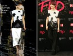 Fan Bing Bing In Louis Vuitton - Shanghai Fashion's Night Out