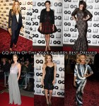 Who Was Your Best Dressed At The 2011 GQ Men Of The Year Awards?