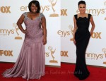 """Glee"" Cast Roundup - 2011 Emmy Awards"