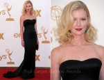 Gretchen Mol In L'Wren Scott - 2011 Emmy Awards