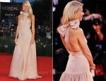 "Gwyneth Paltrow In Prada - ""Contagion"" Venice Film Festival Premiere"