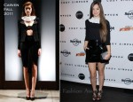 Hailee Steinfeld In Carven - Cody Simpson's Album Release Party