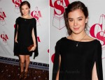 Hailee Steinfeld In Maje - 27th Annual C.S.A. Artios Awards