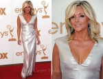 Jane Krakowski In J. Mendel - 2011 Emmy Awards
