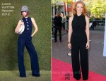 "Jessica Chastain In Louis Vuitton - ""Take Shelter"" Toronto Film Festival Premiere"