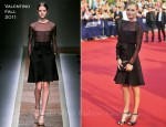 Kate Bosworth In Valentino - 2011 Deauville Film Festival Opening Ceremony