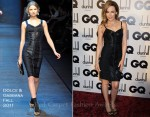 Kylie Minogue In Dolce & Gabbana - 2011 GQ Men Of The Year Awards