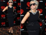Lady Gaga In Moschino - iHeartRadio Music Festival