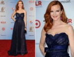 Marcia Cross In Jean Fares Couture - 2011 ALMA Awards