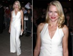 Naomi Watts In Stella McCartney - 2011 New York City Ballet Fall Gala