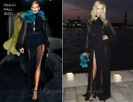 Natasha Poly In Gucci - 2011 Gucci Award For Women In Cinema