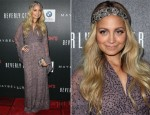 Nicole Richie In Winter Kate - Beverly Center Fashion's Night Out
