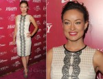 Olivia Wilde In Jason Wu - Variety's 3rd Annual Power Of Women Luncheon