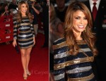 "Paula Abdul In Balmain - ""The X Factor"" World Premiere"