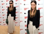Rachel Bilson In Vanessa Bruno - Sunglass Hut Fashion's Night Out