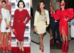 Celebrities Love...Red Shoes