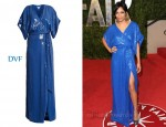 In Rosario Dawson's Closet - Diane von Furstenberg Judith Long Sequin Dress