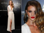 Rosie Huntington-Whiteley In Burberry - Moet & Chandon Etoile Awards