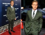 Ryan Gosling In Gucci - 'Ides of March' LA Premiere