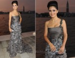 Salma Hayek In Gucci - 2011 Gucci Award For Women In Cinema