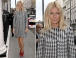 Sidewalk Style: Gwyneth Paltrow In Stella McCartney
