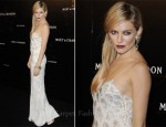 Sienna Miller In Christian Dior - Moet & Chandon Etoile Awards