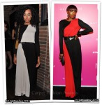 Who Wore Alice + Olivia Better? Corrine Bailey Rae or Estelle