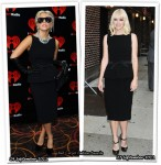 Who Wore Moschino Better? Lady Gaga or Anna Faris