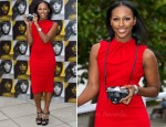 Alexandra Burke In River Island - 'You Are The Big Picture' Campaign