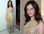Alexis Bledel In Missoni - Rodeo Drive Walk of Style Awards