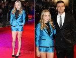 Amanda Seyfried In H&M - 'In Time' London Premiere