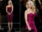 Amber Heard In Dolce & Gabbana - Spike TV's Scream 2011 Awards