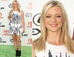 Amy Smart In Rachel Roy - 2011 Environmental Media Awards