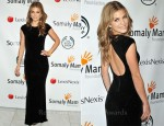 AnnaLynne McCord In Alice + Olivia - Somaly Mam Foundation Benefit