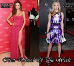 Best Dressed Of The Week - Miranda Kerr In Michael Kors & Amanda Seyfried In Prabal Gurung